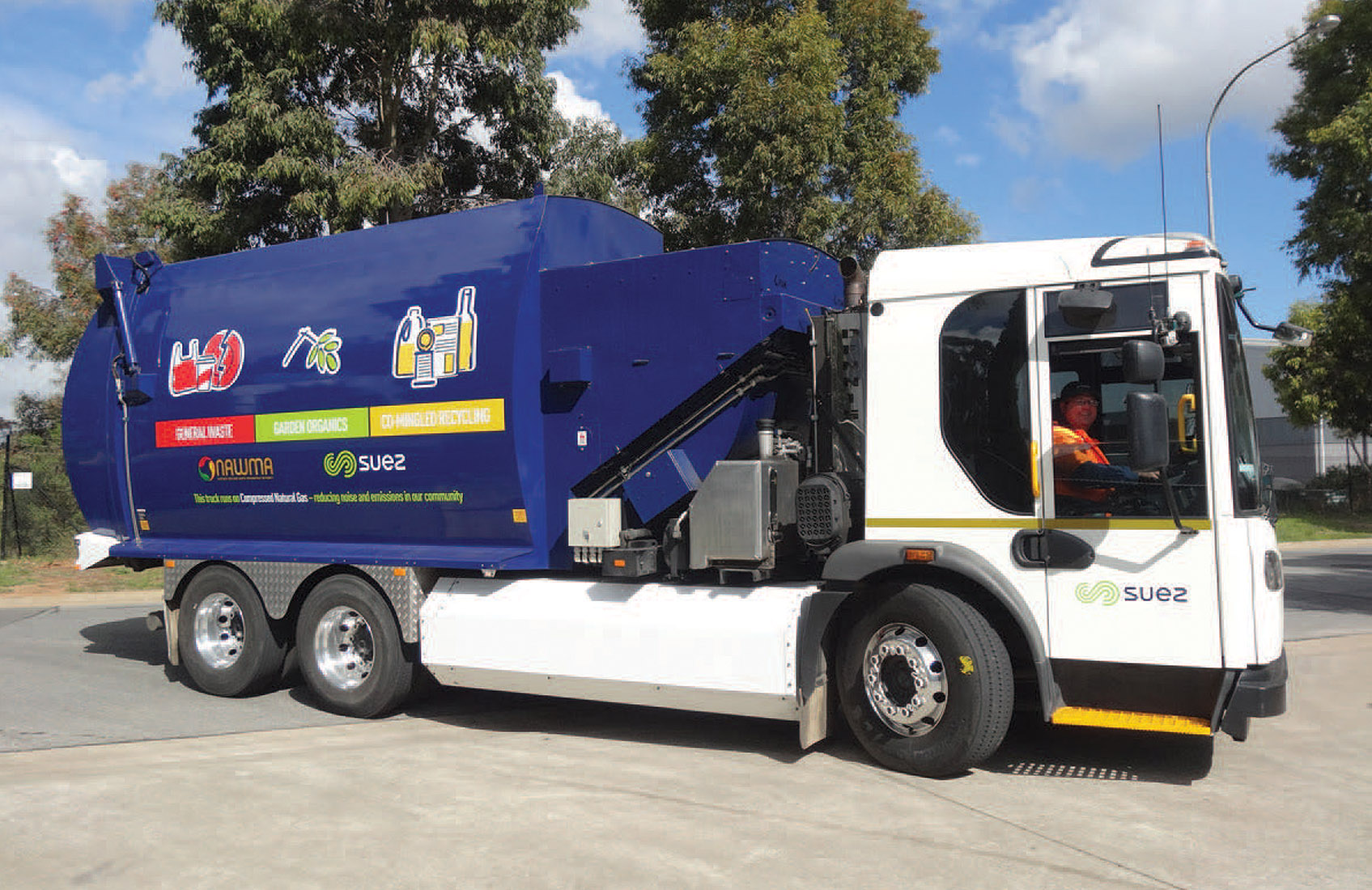 NAWMA - Northern Adelaide Waste Management Authority