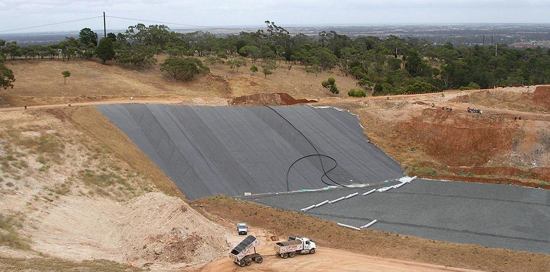 NAWMA Uleybury Landfill