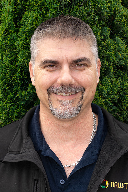 NAWMA Key Personnel - Eddie Christopoulos