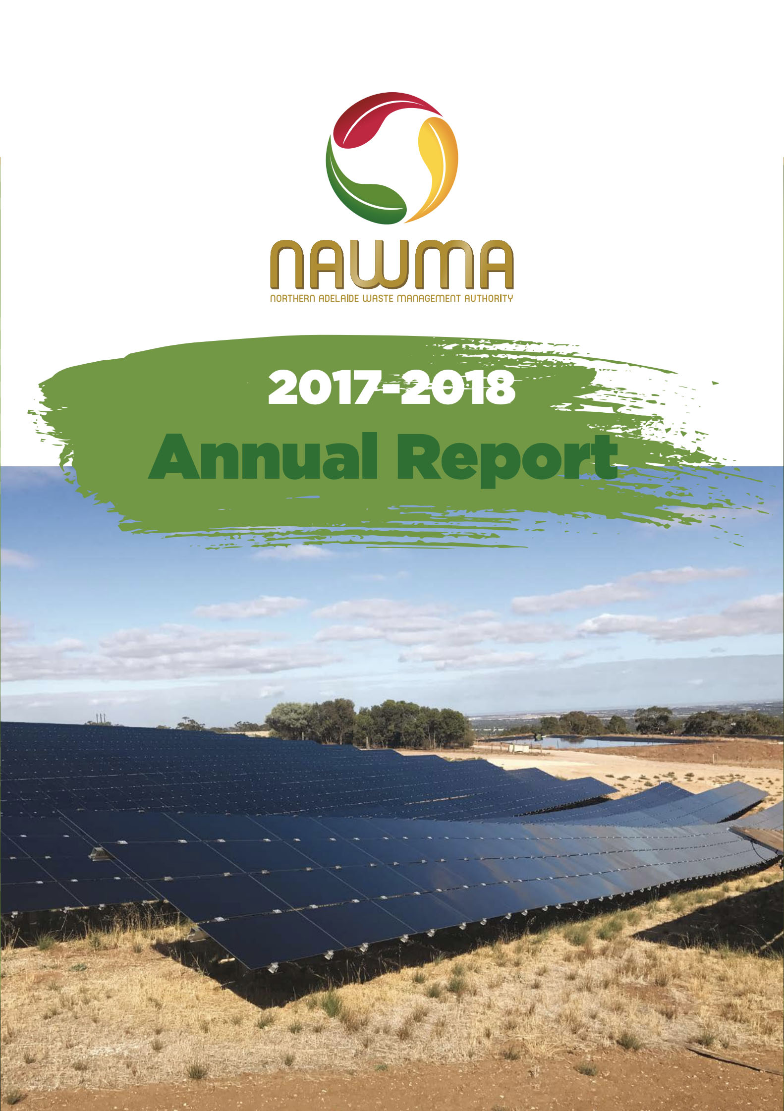 NAWMA Annual Report 2017-2018
