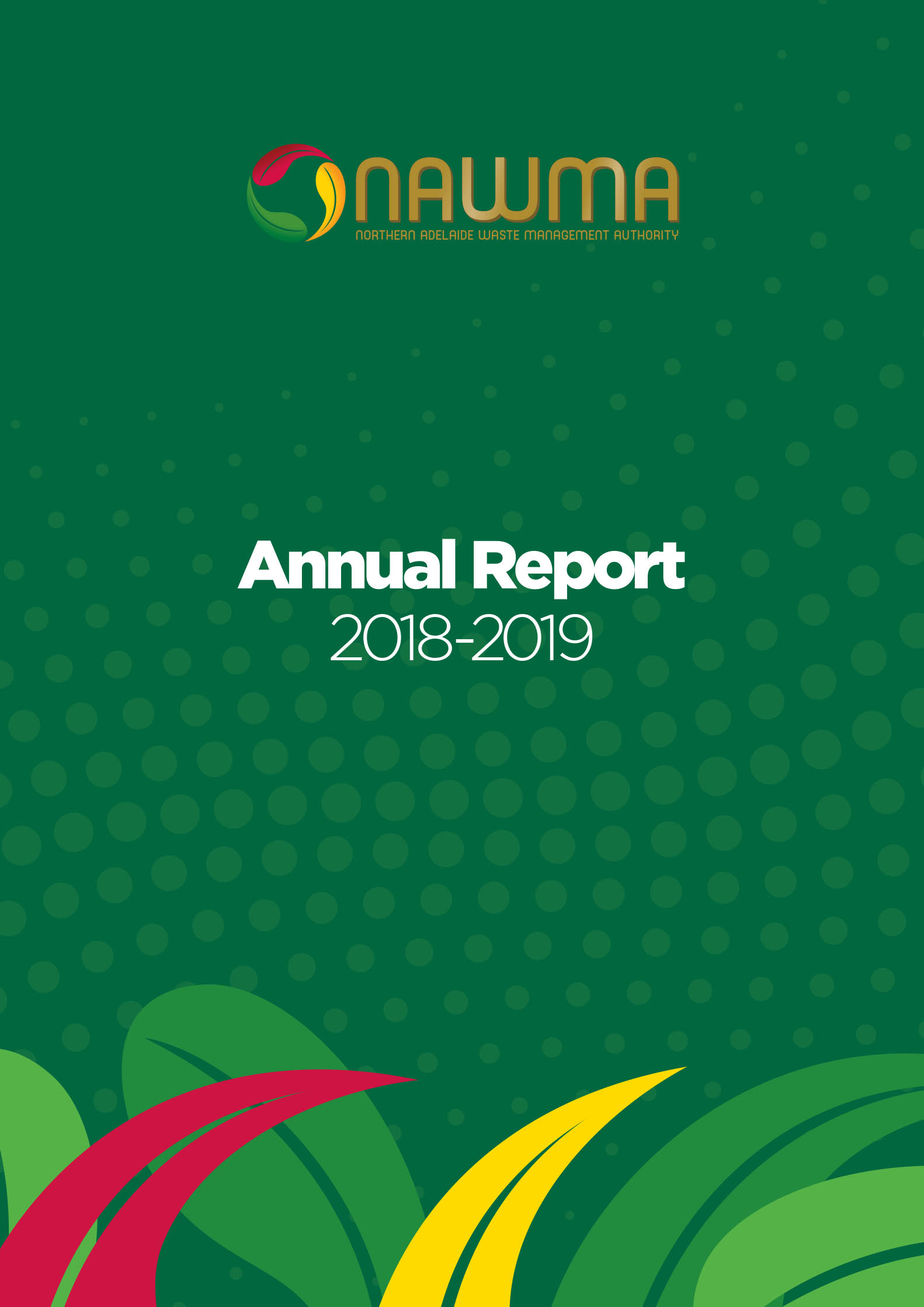 NAWMA Annual Report 2018-2019