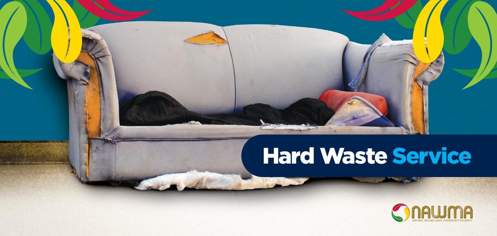 NAWMA Hard Waste Service